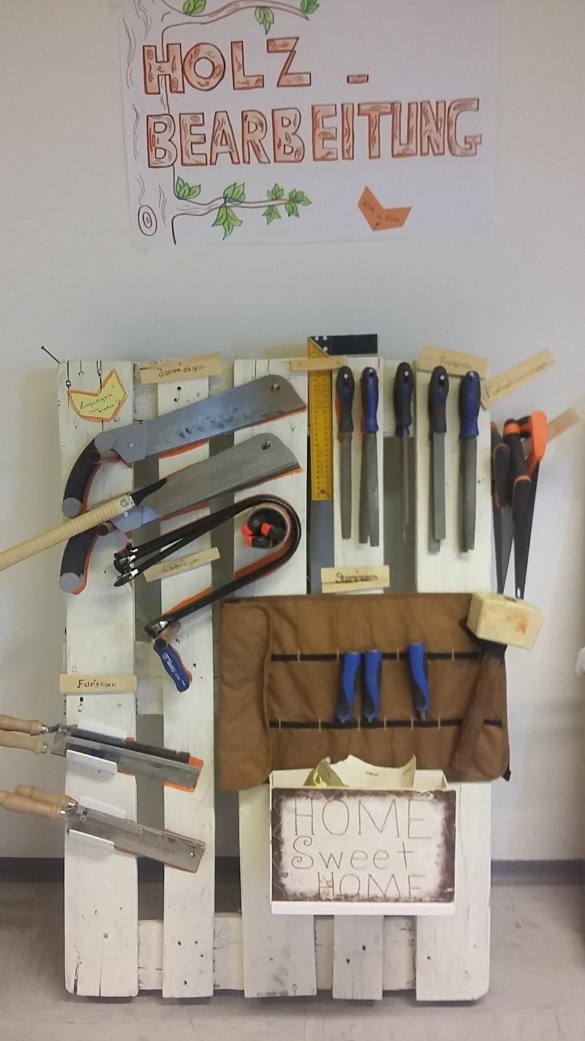 Werkzeugpalette